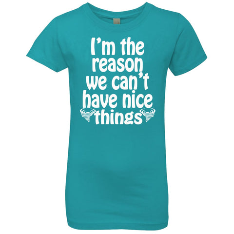 Image of T-Shirts - Nice Things Girls' Princess T-Shirt