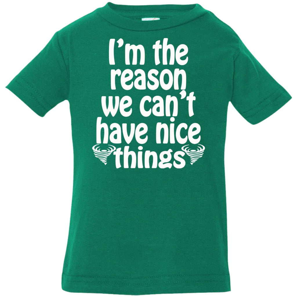 T-Shirts - Nice Things Infant Jersey T-Shirt