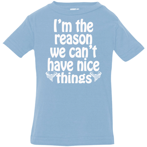 Image of T-Shirts - Nice Things Infant Jersey T-Shirt