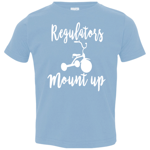 T-Shirts - Regulators Toddler Jersey T-Shirt