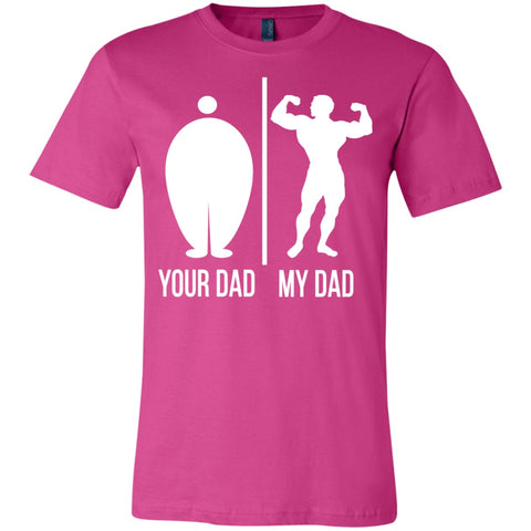 T-Shirts - Your Dad My Dad Youth Jersey Short Sleeve T-Shirt