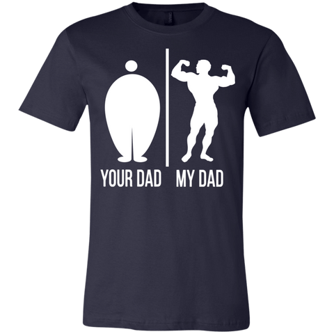 Image of T-Shirts - Your Dad My Dad Youth Jersey Short Sleeve T-Shirt