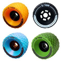 All-Terrain off road tire wheel replacement spare for Atom Electric B10X and MBS Longboard