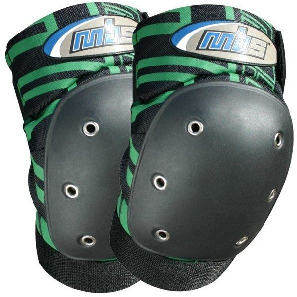 MBS Protective Gear Skateboard Pro Knee Pads - 1 Pair - ElectricSkateHQ