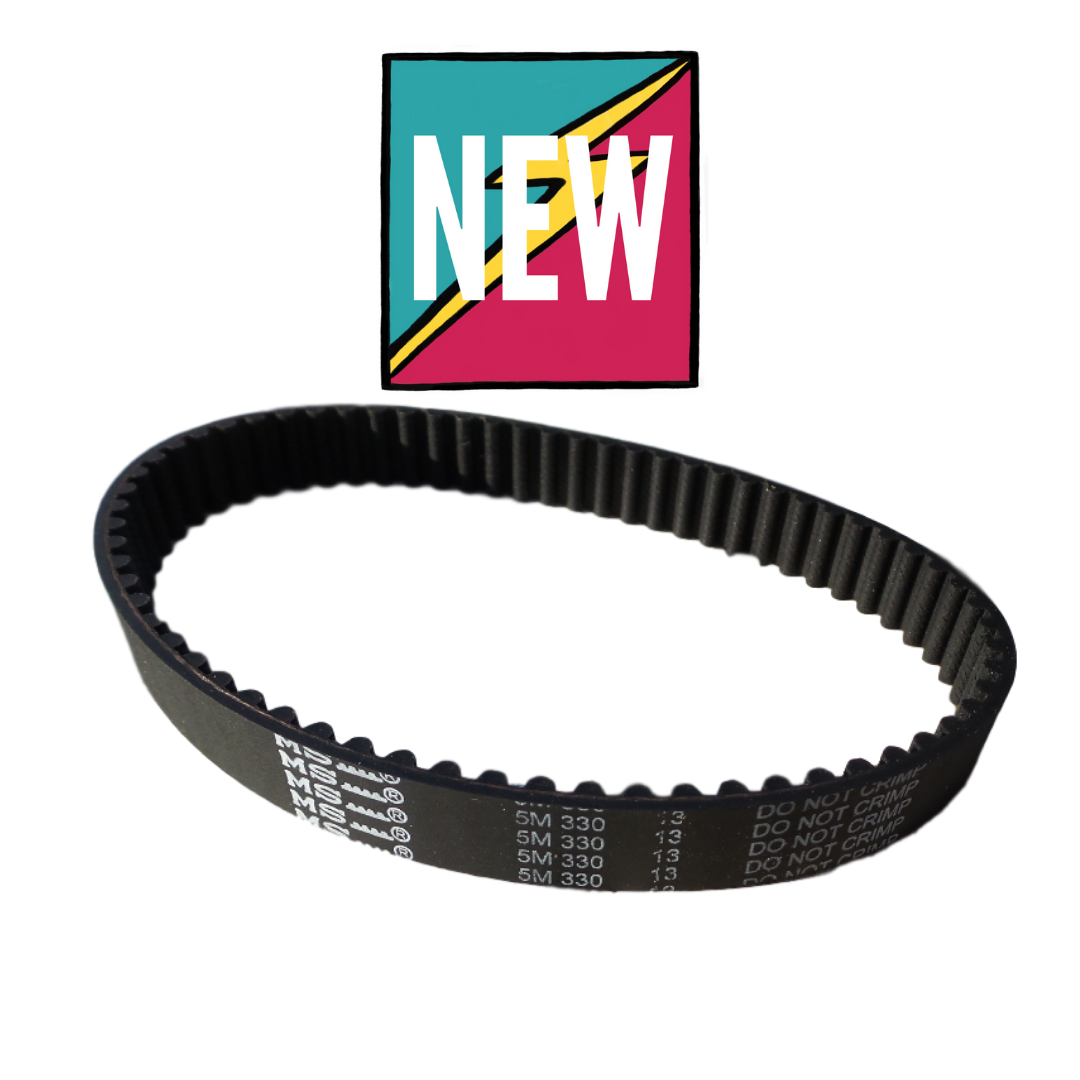 WINboard Big Cat Pro Replacement All Terrain Belt - 5M 330mm / 13 - ElectricSkateHQ