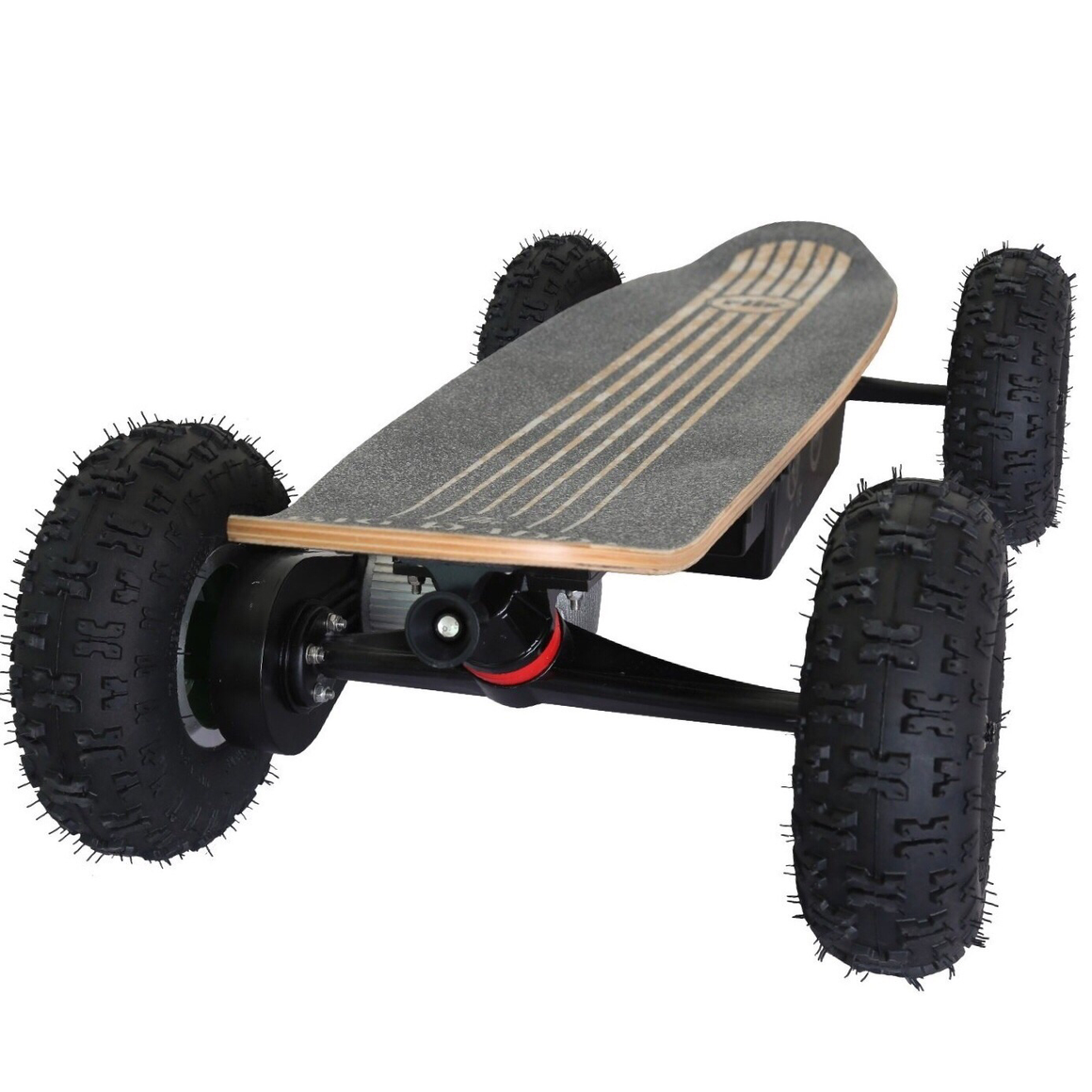 FiiK Big Daddy OffRoad Electric Skateboard Beast  ElectricSkateHQ  Electric Skate HQ