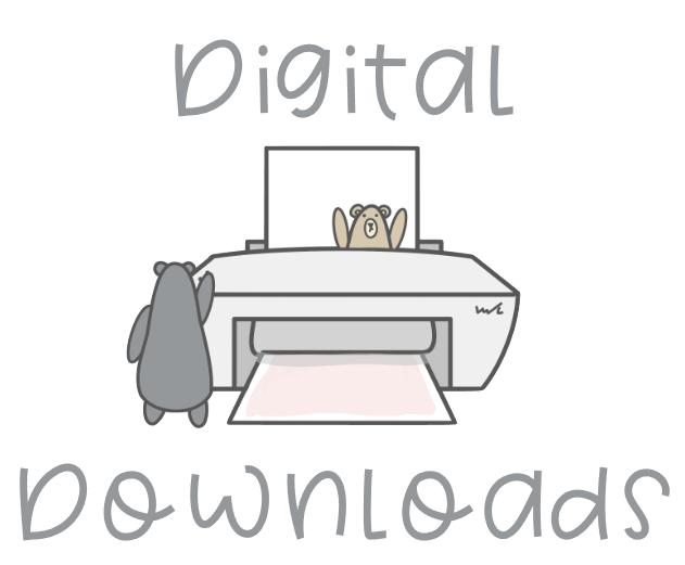 Misc. Digital Downloads