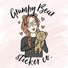 Grumpy Bear Sticker Co.