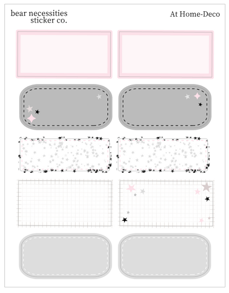 BNSC- Journaling- Kit Boxes