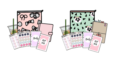 Freebie download-Planner girl