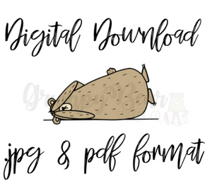 Digital Download-Grumpy Can't Get Up