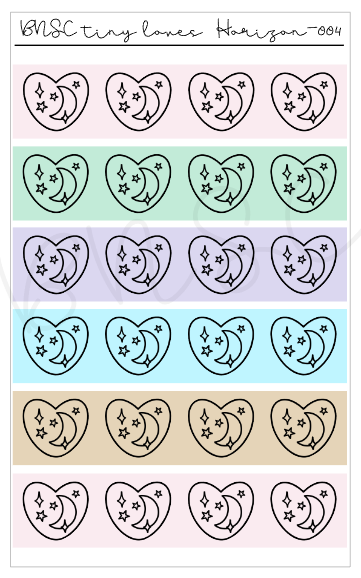 BNSC- Tiny Love Icons Horizon Set