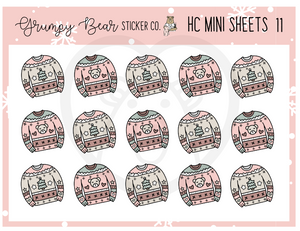 HC-11-Holiday Cheer Collection Mini Sheet