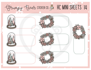 HC-14-Holiday Cheer Collection Mini Sheet