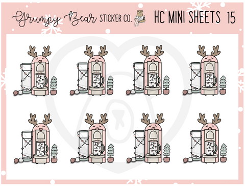 HC-15-Holiday Cheer Collection Mini Sheet