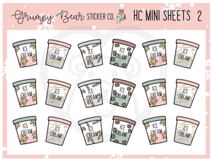 HC-2-Holiday Cheer Collection Mini Sheet