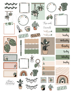 July 2020 Digital Journaling Kit