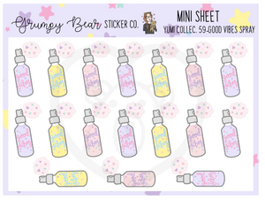 Yumi Collection 59-Good Vibes Spray