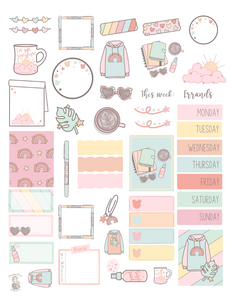 April 2020 Digital Journaling Kit
