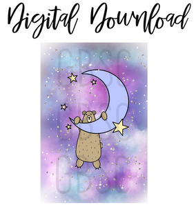 Digital Download-Galaxy Grumpy 4x6 print