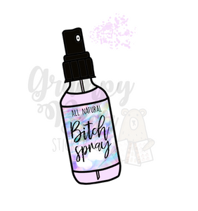 Digital Download-Bitch Spray