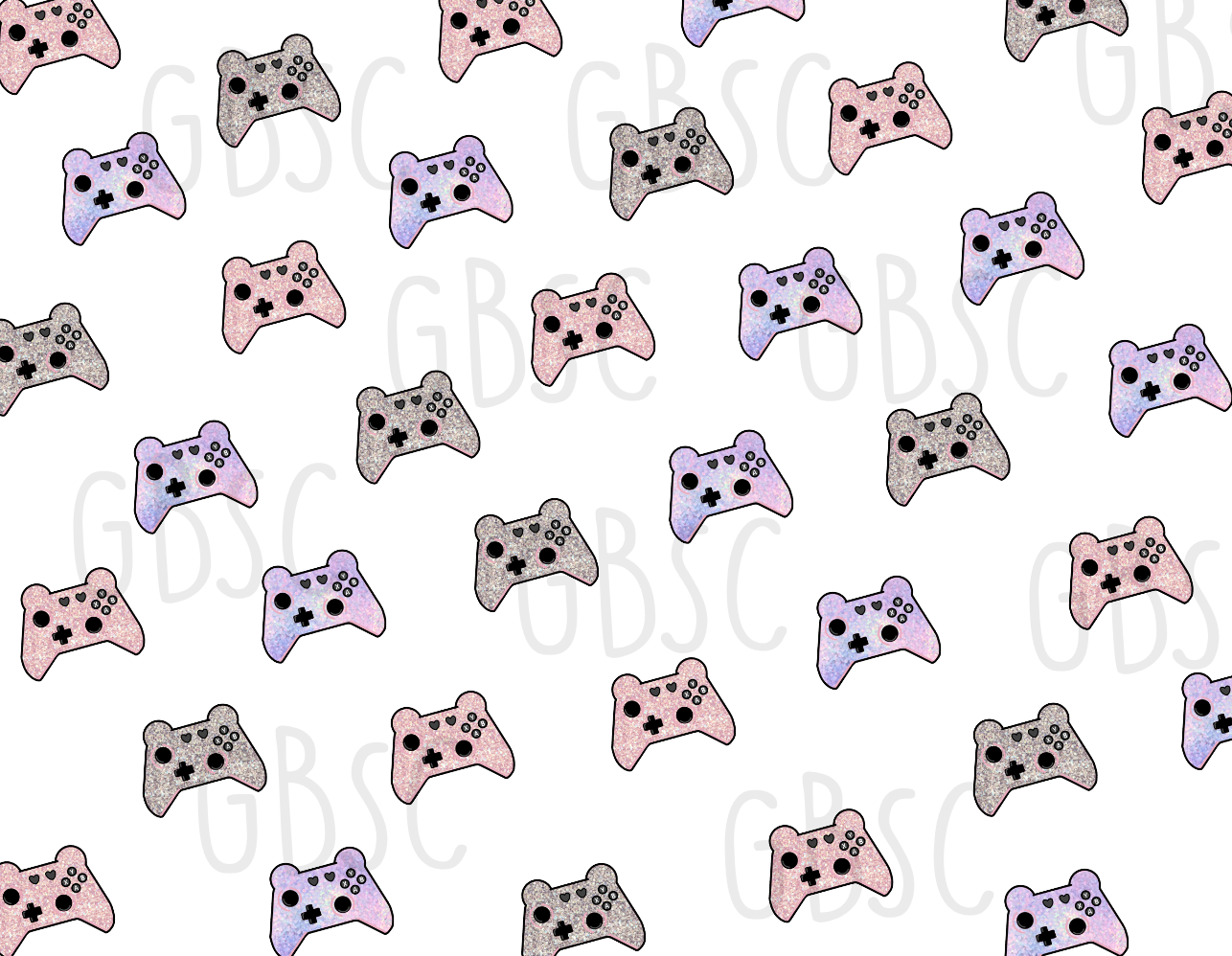 Digital Download-Bear controller digital paper