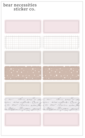 BNSC- Journaling-Strips