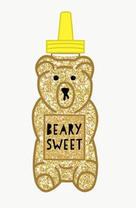 Freebie download-Grumpy honey bottle