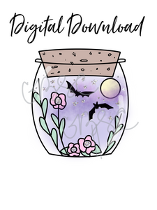 Digital Download-Midnight bat jar
