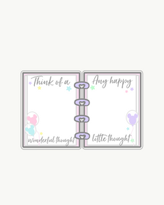 FREEBIE DOWNLOAD- Happy Little Thought