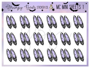 MC-1-Moon Child Collection Mini Sheet
