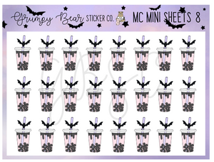 MC-8-Moon Child Collection Mini Sheet