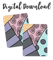 Digital Download-Sally Micro Notes Covers