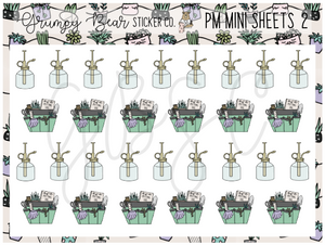 PM-2-Plant Mom Collection Mini Sheet