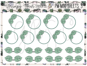 PM-3-Plant Mom Collection Mini Sheet