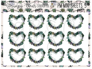 PM-5-Plant Mom Collection Mini Sheet