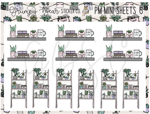 PM-6-Plant Mom Collection Mini Sheet