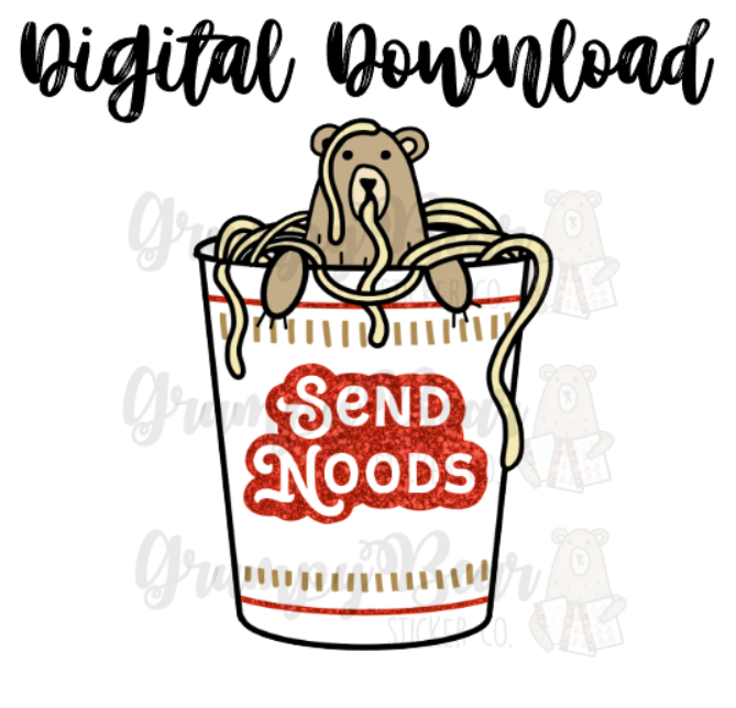 Digital Item-Send noods