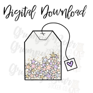 Digital Download-Starlight tea