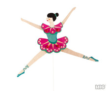 Ballerina wall decor
