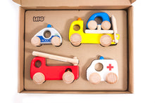 Emergency services boxed set
