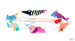 Angler - BAJO fishing set