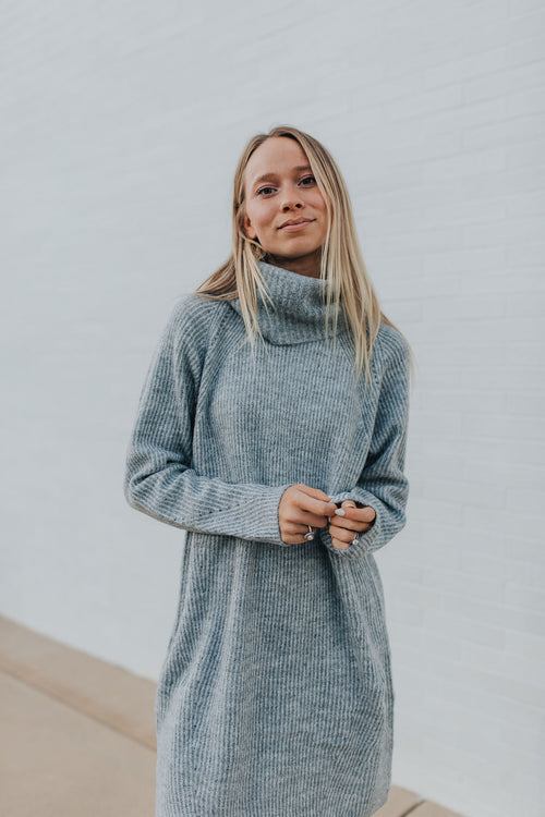 Delilah Sweater Dress