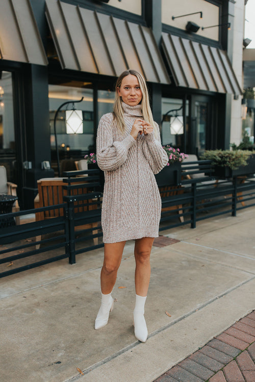 Claire Sweater Dress