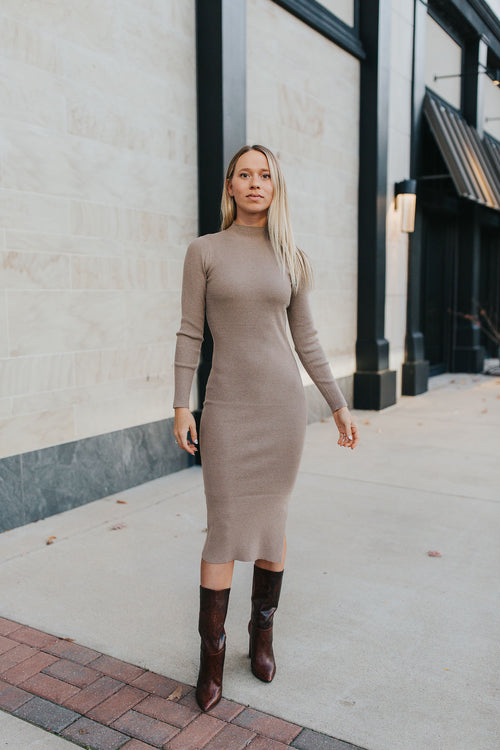 Pasadena Ribbed Dress