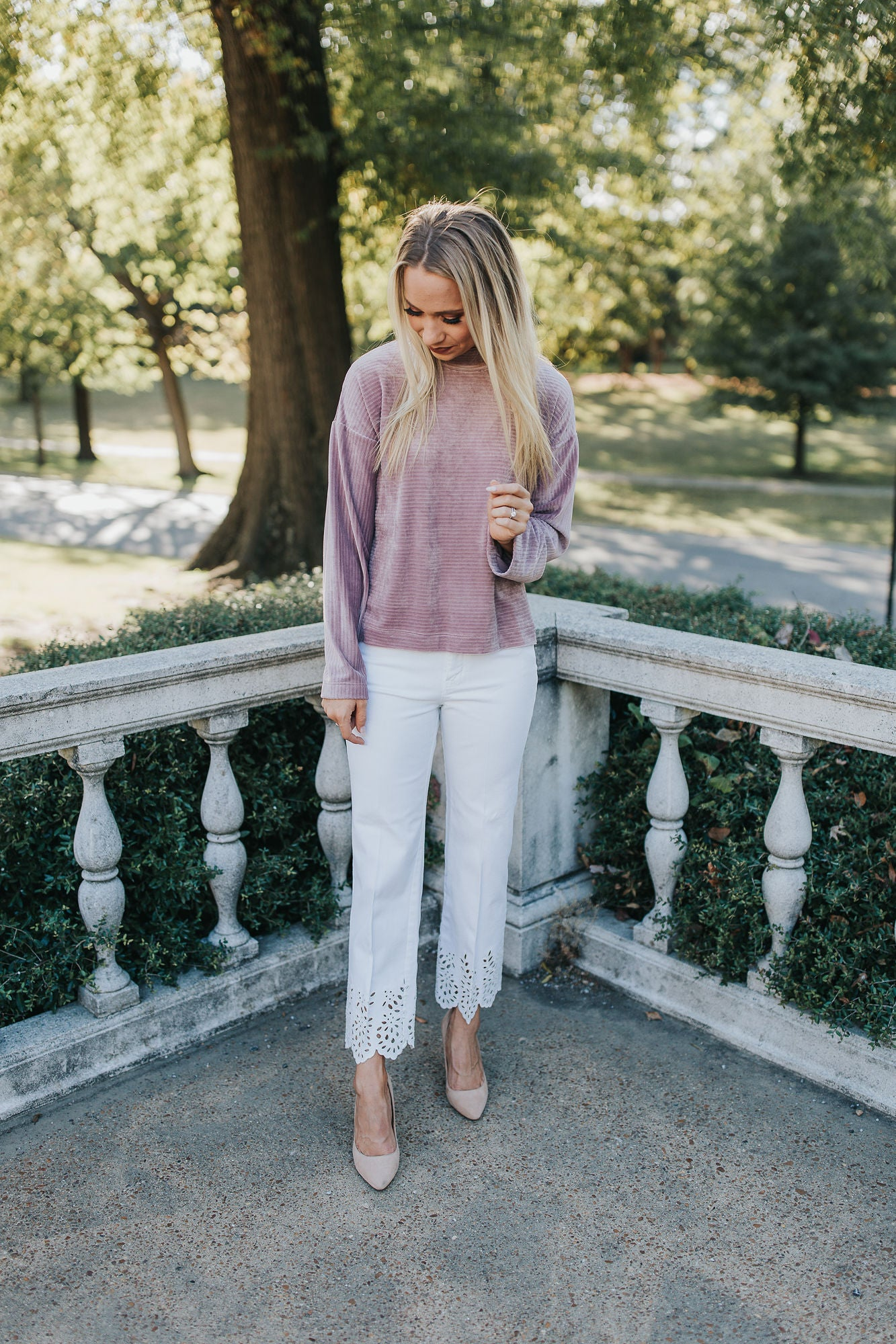Daphne Soft Sweater - Ash Mauve