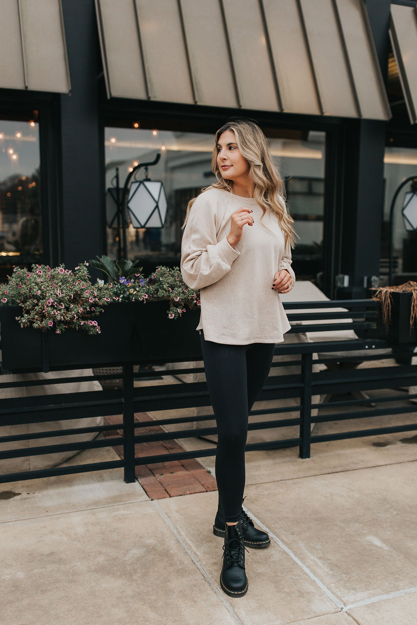 Marabelle Cozy Sweater - Taupe