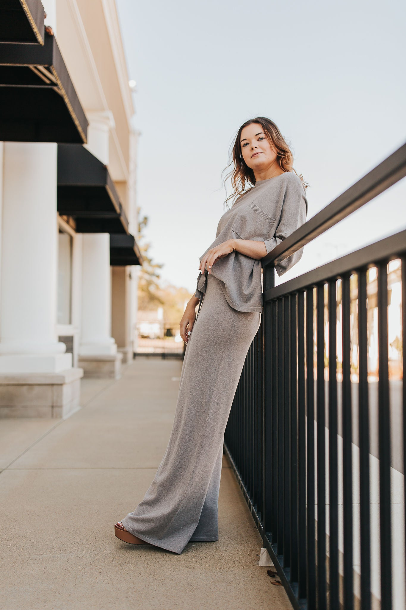 Hazel Soft Knit Pant