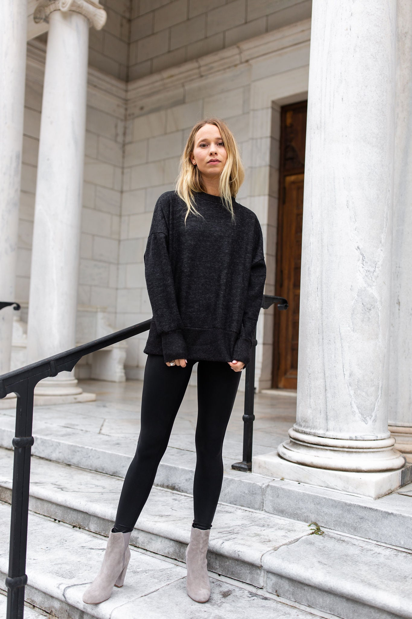 Rowan Pullover Sweater