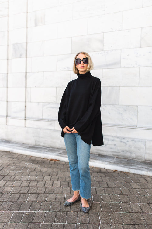 Saige Oversized Sweater